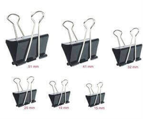 Picture of Binder Clips 32 mm (Doz)