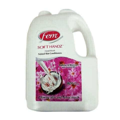 Picture of FEM Liquid Hand Wash Soap - 5 Ltr
