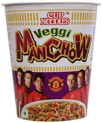 Picture of Nissin Cup Noodles Monchow - 70 Gm