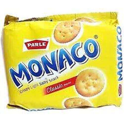 Picture of Parle Salted Biscuits Monaco - 70 Gm Pouch