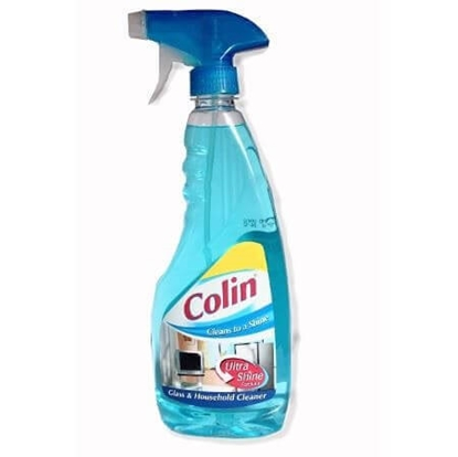Picture of Colin Cleaner Glass And Household - 500 Ml Bottle