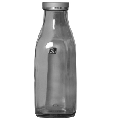 Eagle 1000 Ml Glass Fridge Bottle