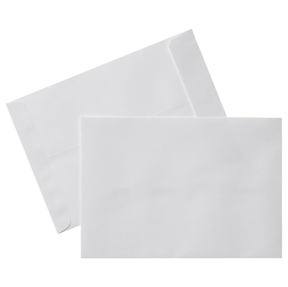 A4 White Envelopes - 1 Pack