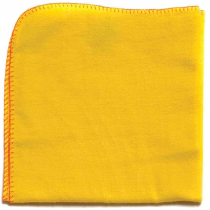 Picture of Yellow Dusting and Cleaning Cloth - Large