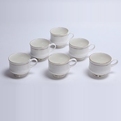 Clay Craft Mona 110 Gold Line Cups Set of 6