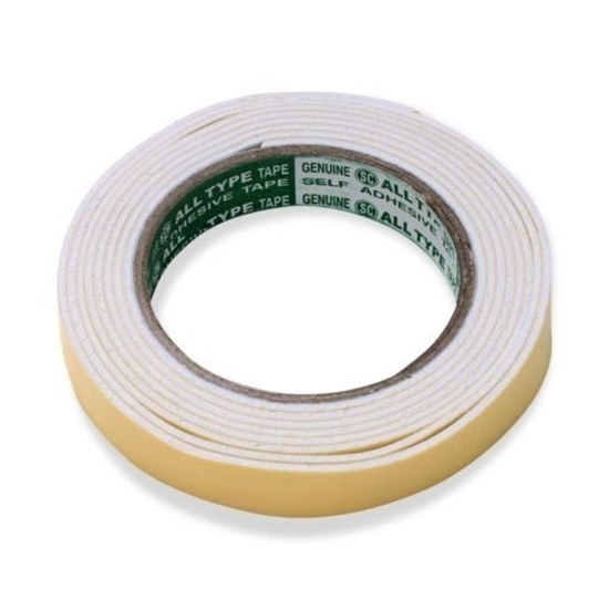 3M Adhesive Double Sided Foam Tape - 1 Inch