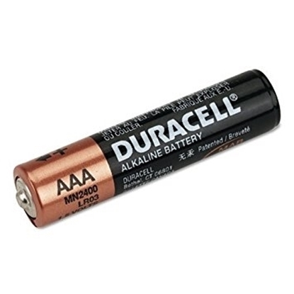 Duracell Alkaline Plus AAA Battery