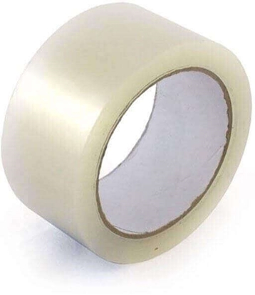 """Picture of Packing Tape Transparent 2""""x65 Mtrs"""