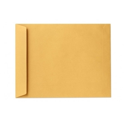 "Picture of Laminated Yellow Envelopes 8""x10"""