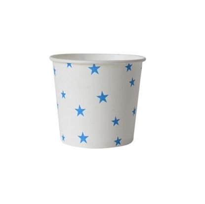 Printed Paper Tea Cups 150 Ml - Pack of 100