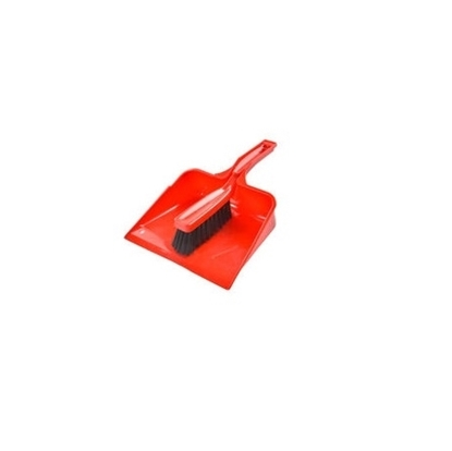 Dustpan with Brush Set