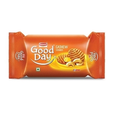 Britannia Good Day Cashew Cookies - 66 Gm Pouch