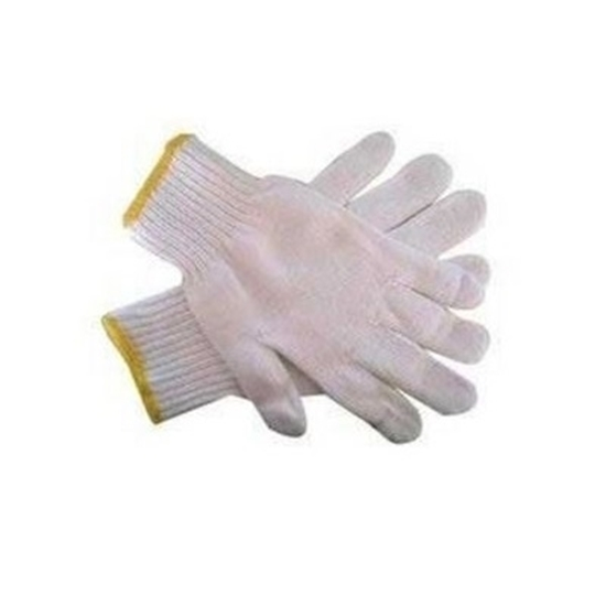 Knitted Cotton Safety Gloves